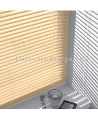 Жалюзи. Пластиковые шторы горизонтальные. Цвет сосна