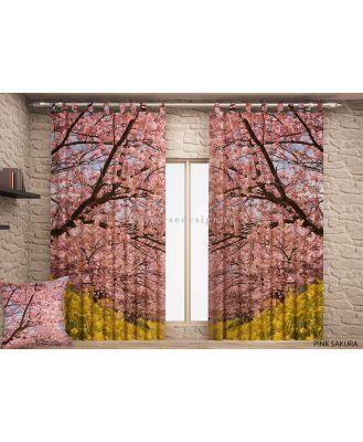 Розовая сакура DDW 678 - 150