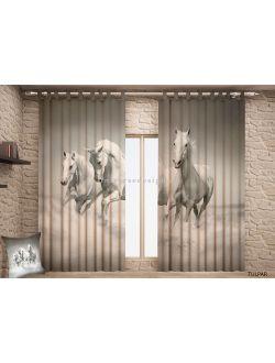 Белые лошадки DDW 678 - 99